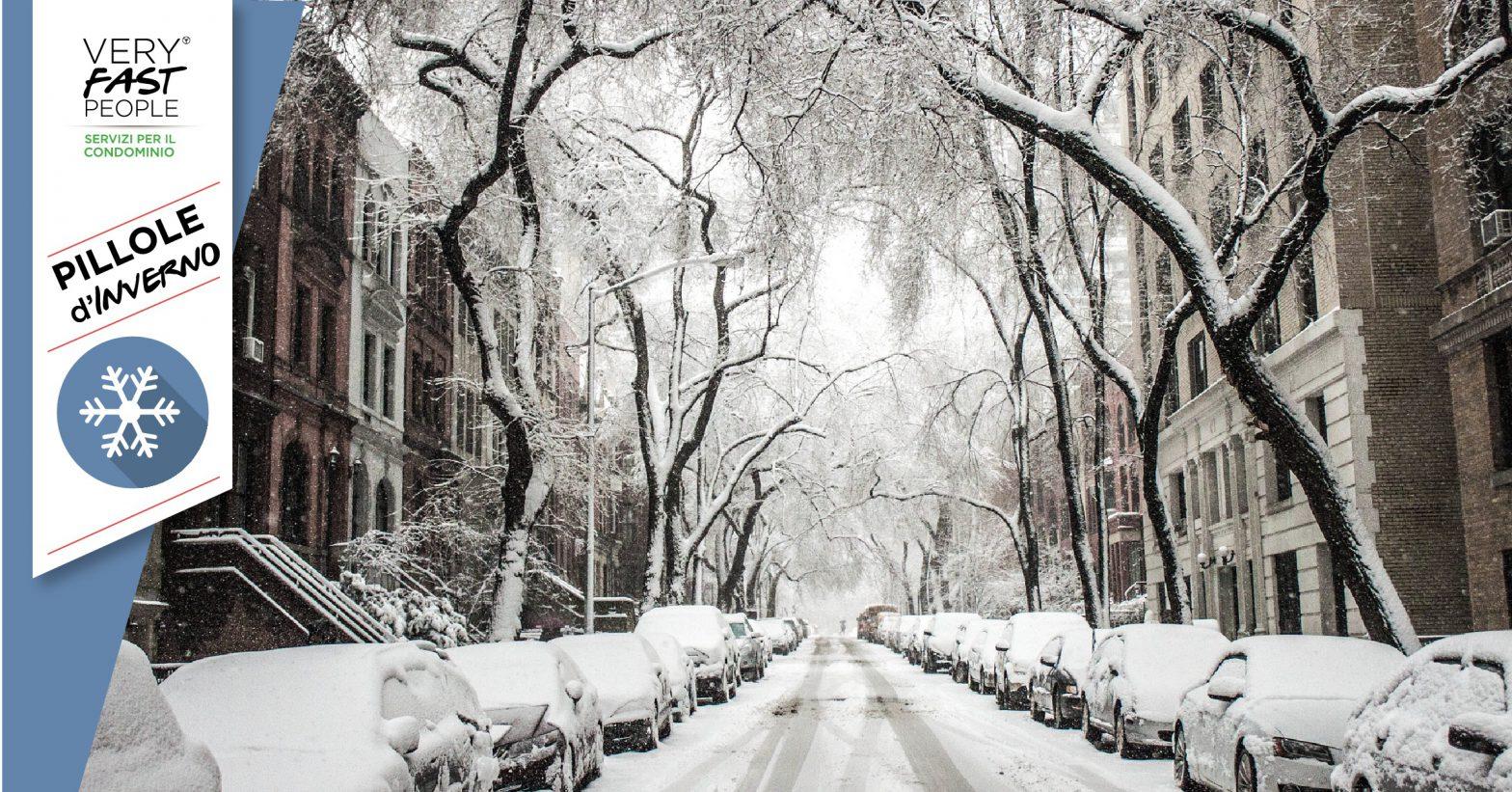 Neve in condominio